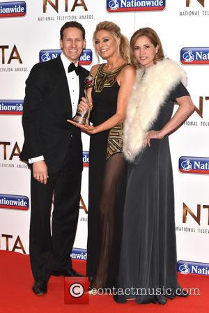 Tess Daly, Brendan Cole and Darcy Bussell