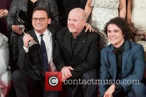 Eastenders, Perry Fenwick , Steve McFadden - 2016 National Television Awards (NTA) held at the O2 Arena - Winners at...