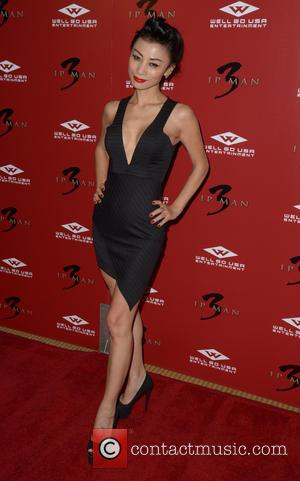 Bai Ling - Los Angeles premiere of Well Go USA Entertainment's 'IP Man 3' at the Pacific Theaters at The...