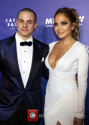 Jennifer Lopez's Beau Lands Dirty Dancing Role