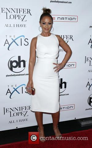Leah Remini - Jennifer Lopez: All I Have at The AXIS at Planet Hollywood Resort & Casino at Planet Hollywood...