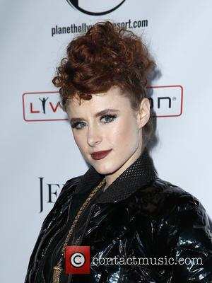 Kiesza - Jennifer Lopez: All I Have at The AXIS at Planet Hollywood Resort & Casino at Planet Hollywood -...