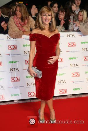 Kate Garraway - The National Television Awards 2016 (NTA's) held at the O2 Arena - Arrivals at The National Television...