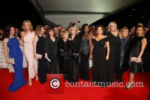 Nadia Sawalha, Kaye Adams, Jane Moore, Gloria Hunniford, Andrea Mclean, Penny Lancaster, Sherrie Hewson, Jamelia, Coleen Nolan, Katie Price and Loose Women