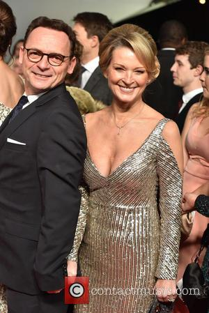 Gillian Taylforth and Perry Fenwick