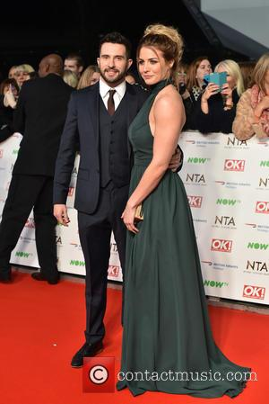 Gemma Atkinson and Guest