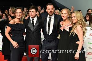 Luisa Bradshaw-white, Danny Dyer, Kellie Bright, Danny-boy Hatchard and Maddy Hill
