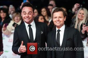 Declan Donnelly and Anthony Mcpartlin