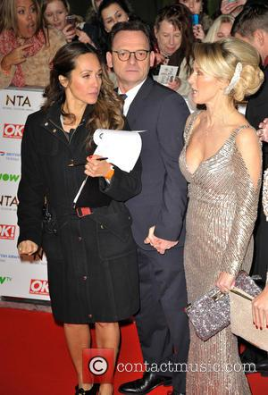 Perry Fenwick and Gillian Taylforth