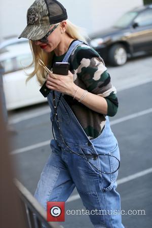 Gwen Stefani Gifted A Horse