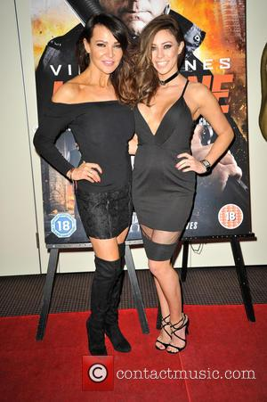 Lizzie Cundy and Pascal Kraymer