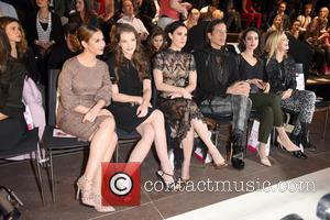 Sila Sahin, Yvonne Catterfeld, Rumer Willis, Jorge Gonzalez, Stephanie Stumph and Nina Ruge