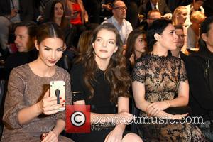Sila Sahin, Yvonne Catterfeld and Rumer Willis