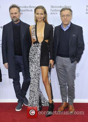 Jeff Bark, Natasha Poly and Wolfgang Schattling