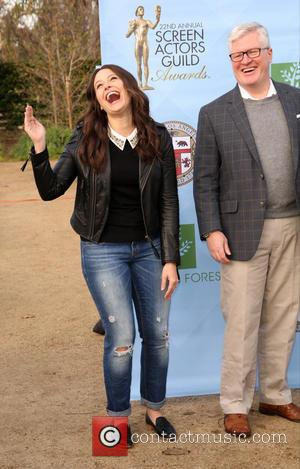 Katie Lowes and Scott Steen