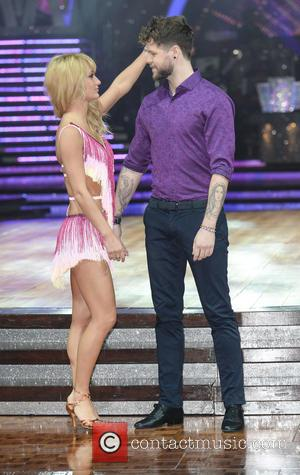 Jay Mcguiness , Aliona Vilani - Strictly Come Dancing Live photo call at The Barclay Card Arena, Birmingham at Strictly...