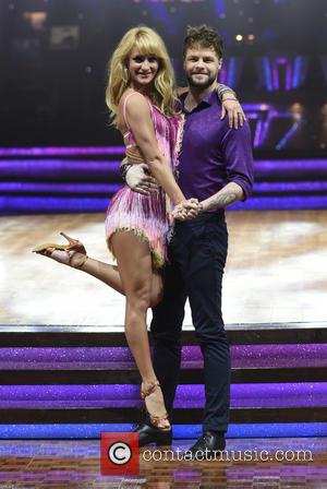Aliona Vilani and Jay Mcguiness