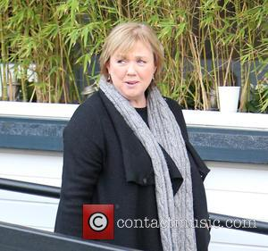 Pauline Quirke and Linda Robson