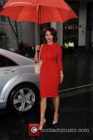 Amy Childs - Military Awards lunch Pap Arrivals at The Guildhall - London, United Kingdom - Friday 22nd January 2016