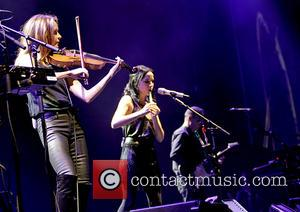 The Corrs, Sharon Corr, Andrea Corr and Jim Corr