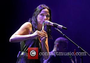 The Corrs and Andrea Corr