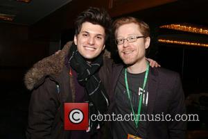 Alex Boniello and Anthony Rapp