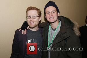 Anthony Rapp and Jonathan Groff