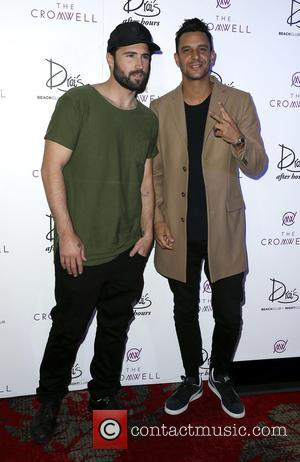 Brody Jenner and Devin Lucien