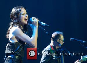 Andrea Corr , Jim Corr - The Corrs performing live in London at O2 Arena London - London, United Kingdom...