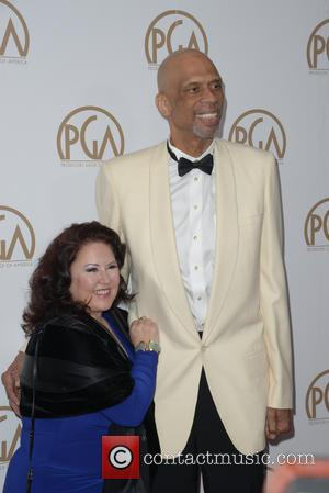 Guest and Kareem Abdul Jabbar
