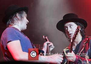 The Libertines, Carl Barat and Pete Doherty