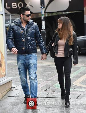 Giovanni Pernice and Georgia May Foote