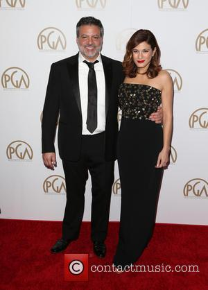 Angelique Madrid and Michael De Luca