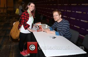Broadway Fan and Anthony Rapp