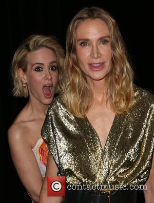 Sarah Paulson and Kelly Lynch