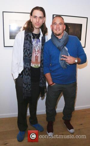 Guests - Billy Zane and Dennys Ilic's photo exhibition at Leica Gallery - Los Angeles, California, United States - Sunday...