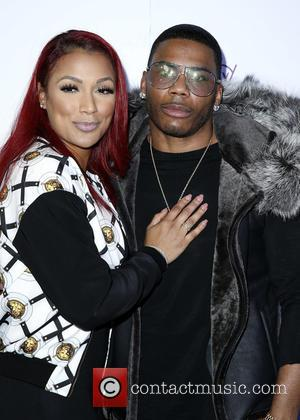 Shantel Jackson and Nelly