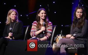 Jessie Nelson, Sara Bareilles and Diane Paulus