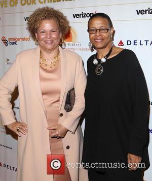 Debra Lee and Terrie Williams