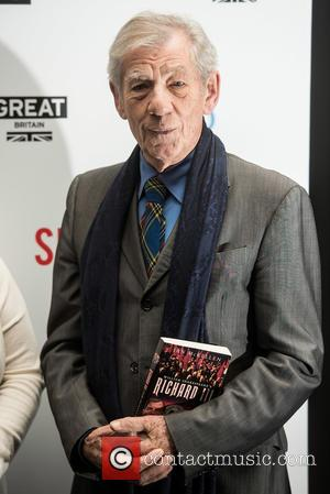 Ian McKellen's Sign At The Women's March In London Was The Best