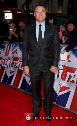 David Walliams - Britain's Got Talent London Auditions at Britain's Got Talent - London, United Kingdom - Tuesday 26th January...