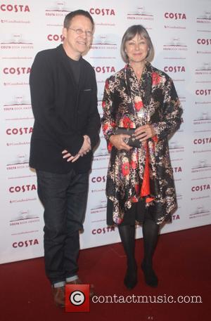 Simon Mayo & Jenny Agutter - The Costa Coffee Book Awards 2016 at Quaglino's - Red Carpet Arrivals - London,...