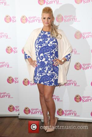Kerry Katona - Bingo with Kerry press launch held at the Covent Garden Hotel - Arrivals - London, United Kingdom...
