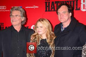 Kurt Russell Unknowingly Smashed Heirloom Guitar On The Hateful Eight Set