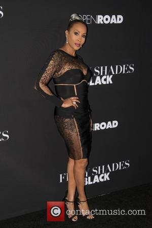 Vivica A. Fox - Premiere of 'Fifty Shades of Black' at Regal Cinemas L.A. LIVE Stadium 14 - Arrivals -...