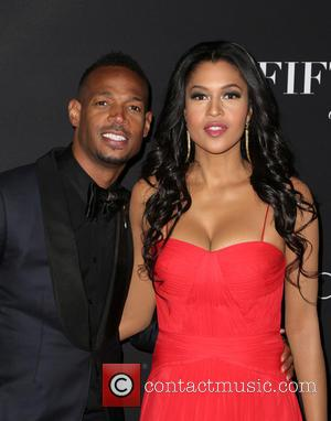Marlon Wayans and Kali Hawk