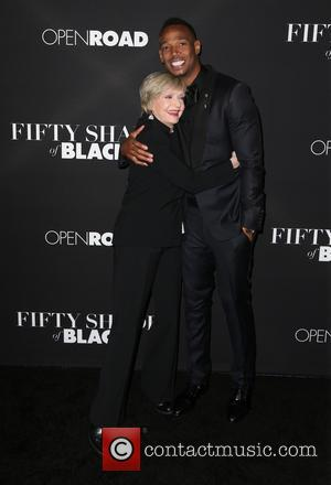 Florence Henderson and Marlon Wayans