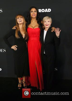 Jane Seymour, Kali Hawk and Florence Henderson