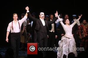 Phantom, Jeremy Hays, James Barbour and Julia Udine