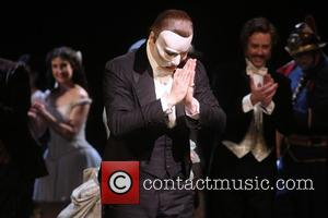 Phantom and James Barbour
